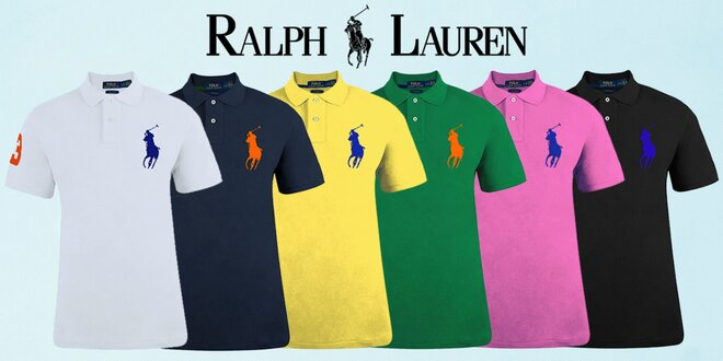 Pánske polokošele Ralph Lauren Big Pony