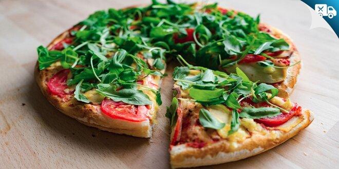 Zdravý obed alebo pizza s dovozom