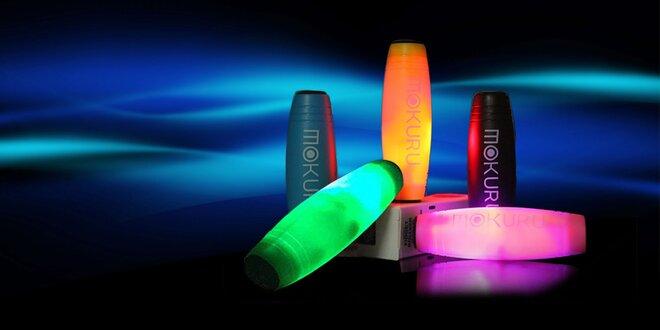 Antistresová hračka MOKURU aj v LED prevedení