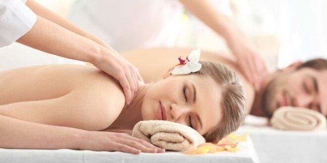 Klasická alebo reflexná masáž pre páry