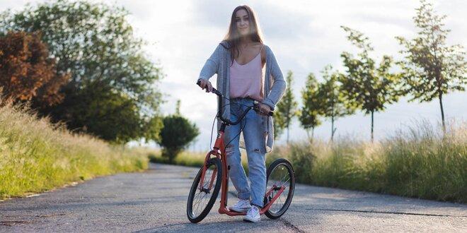 Požičanie horského bicykla alebo kolobežky