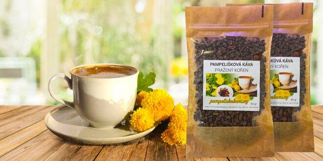 Káva z praženého koreňa púpavy: bez lepku a bez kofeínu
