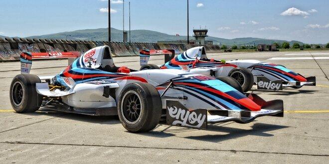 Exkluzívna jazda na formule Renault 2.0