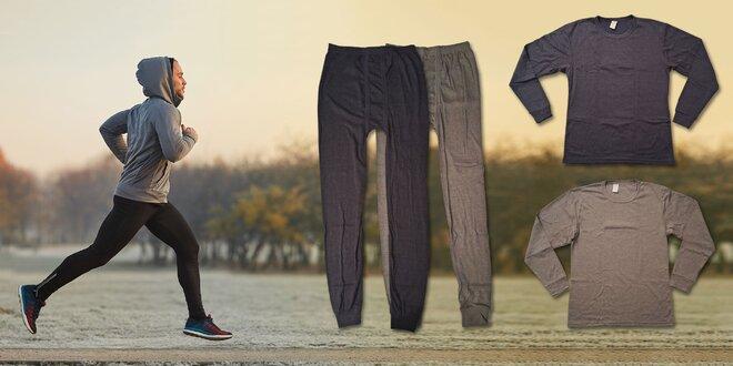 Pánske termo spodné nohavice a tričko