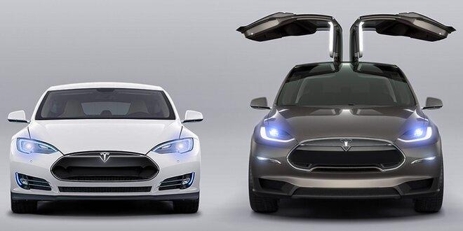 Tesla - zážitok z jazdy!
