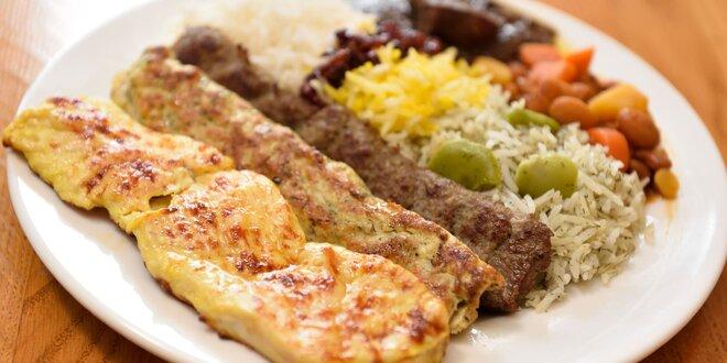 Perzské špeciality podľa vlastného výberu vo Freshmarkete