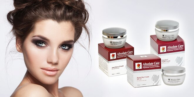 Kozmetika Absolute Care pre špeciálne potreby pleti