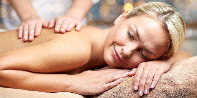 Liečba oddychom! Vyberte si masáž v masérskom salóne ORIENT