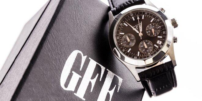 87343ea44 Elegantné pánske hodinky GFF CHRONOGRAPH | Zlavomat.sk