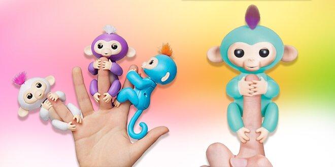 Interaktívne opičky - hit medzi detskými hračkami