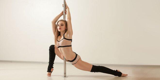 Pole Dance, Chair Dance, Exotic a iné tréningy