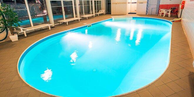 Privátny vstup do sauny a bazéna aj s masážou alebo večerou