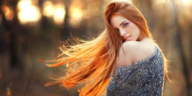 Ošetrenie vlasov či darčeková poukážka