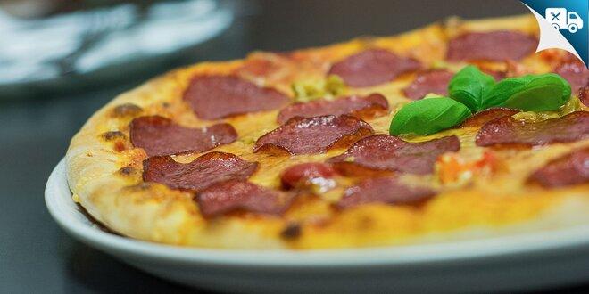 Pizza podľa vlastného výberu z Pizza Presto!