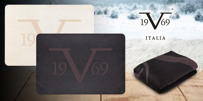 Luxusná fleecová deka 19V69 Italia