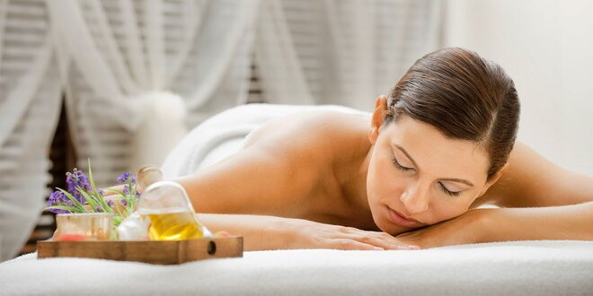Relaxačné masáže v štúdiu Body Beauty & Care