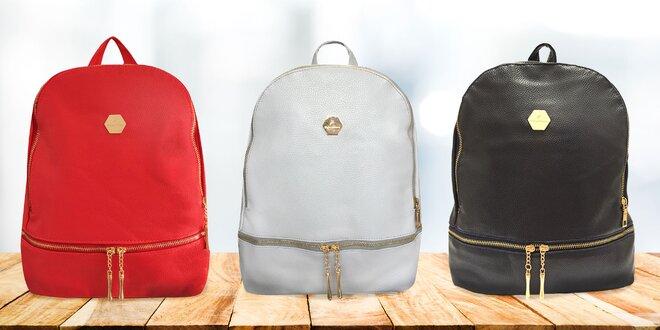 Dámske ruksaky Eighty&Ninety v 5 farbách