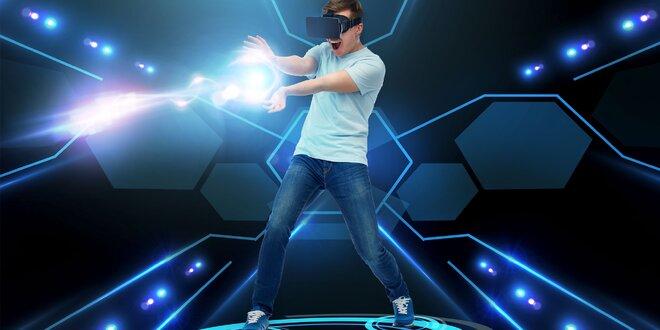 Vyskúšajte virtuálnu realitu v Avione! Extrémny šport i zážitok!