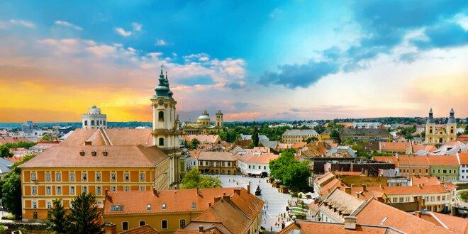 Relax v kúpeľoch a ochutnávka vín v Maďarsku