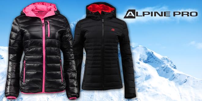 60993883acab4 Buďte pripravené na zimu: dámske bundy Alpine Pro s impregnačnou vrstvou DWR