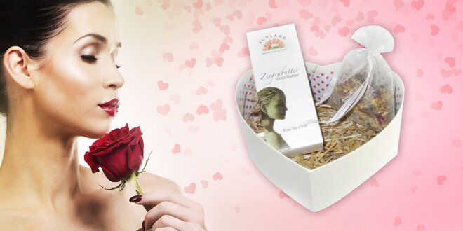 Voňavá valentínska romanca KURLAND
