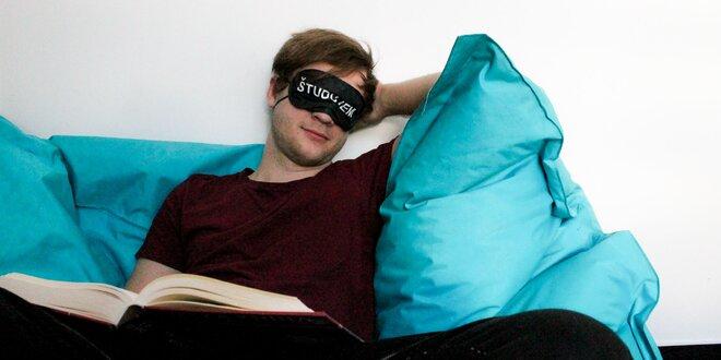 Veselé masky na spanie