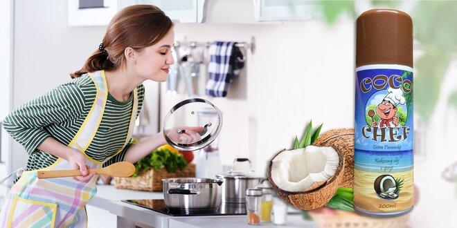 Kokosový olej v spreji CocoChef