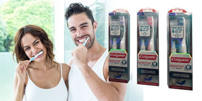 Balíček Colgate SENSITIVE PRO - RELIEF na citlivé zuby
