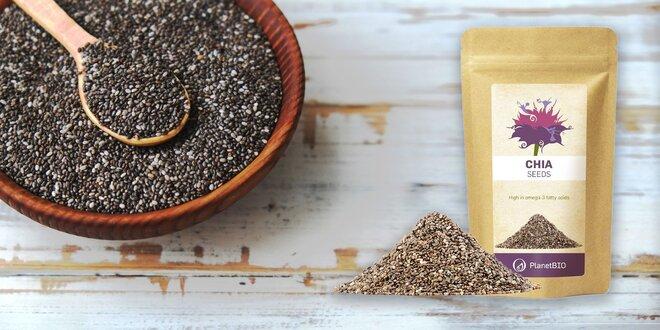 BIO Chia semienka (200 gramov)