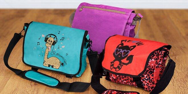 Odneste si to sami: Pevné a nekrčivé tašky ce