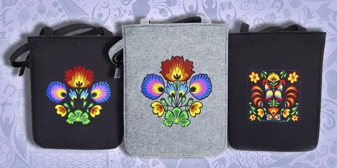 Dámske dizajnové ekologické kabelky