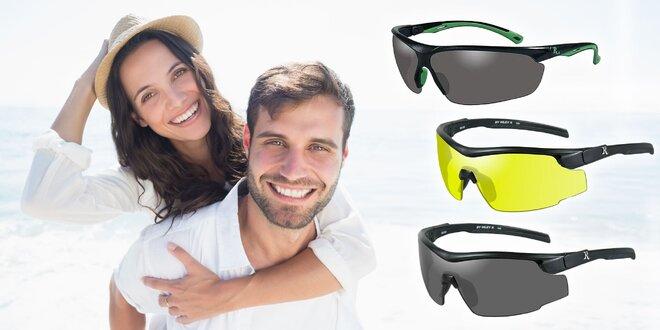 Značkové slnenčné okuliare WILEY X