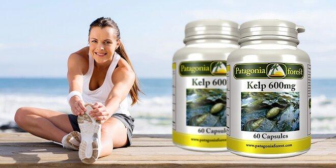 Kelp - riasa bohatá na vitamíny, minerály