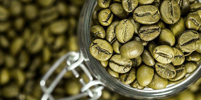 Mletá zelená káva - zdravie a štíhla línia