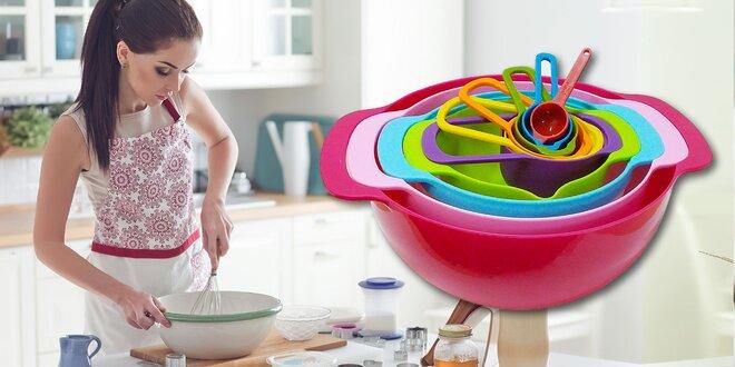 10-dielny praktický set do kuchyne