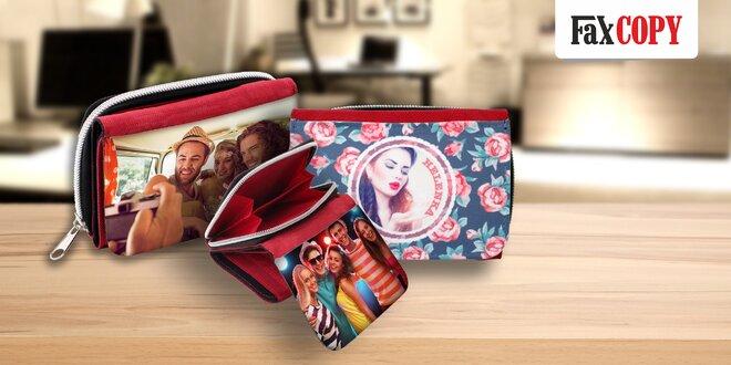 Univerzálna peňaženka s vlastnou potlačou