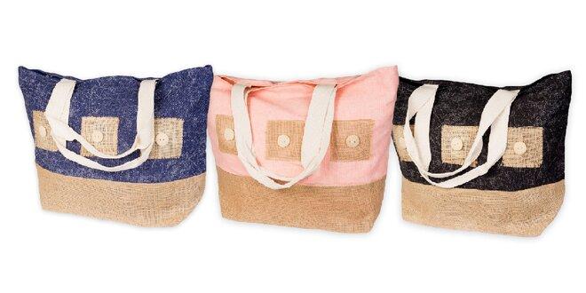 Dámske veselé plážové tašky v mnohých štýloch