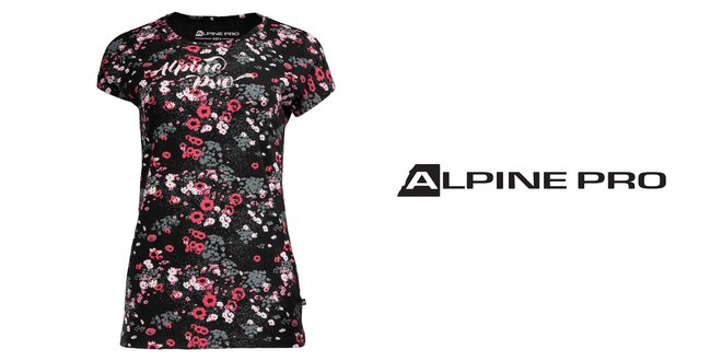 Dámske tričko Alpine Pro Viraj