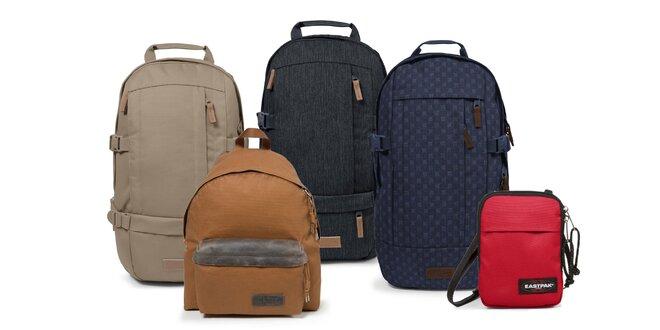 Značkové batohy do každého počasia