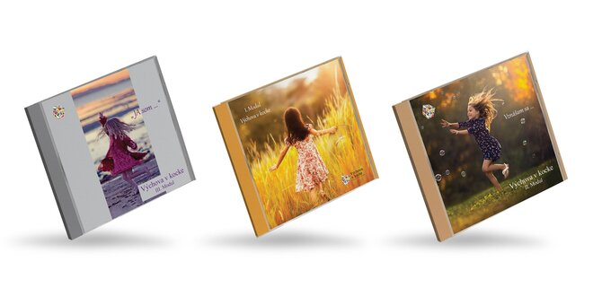 CD Výchova v kocke: formujte osobnosť dieťaťa