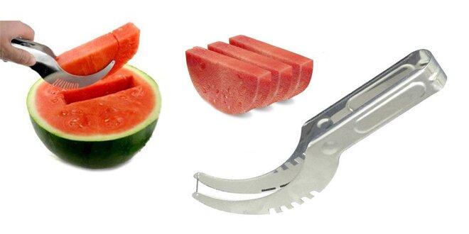 Krájač a servírovač na melón