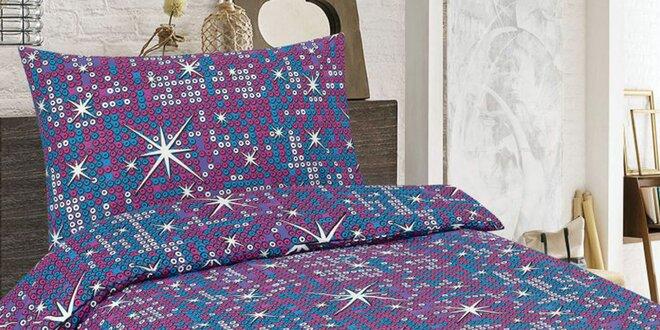 Spánok v bavlnke: vzorované obliečky zo 100 % bavlny