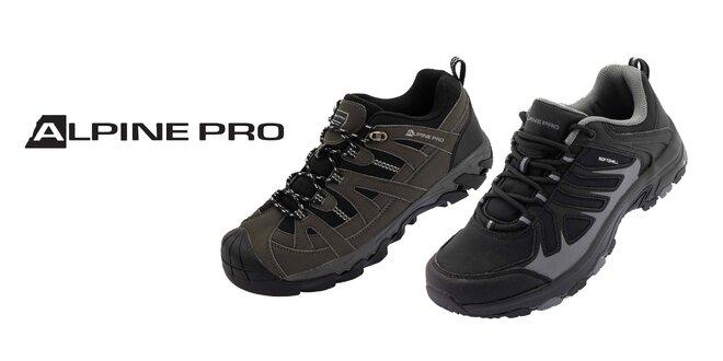 Pánska trekingová obuv Alpine Pro