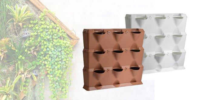 """Vertikálna záhrada """"na stojáka"""""""