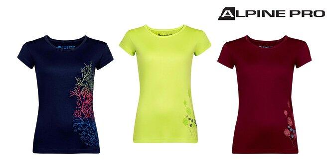 Dámske tričko Alpine Pro Quatro 3
