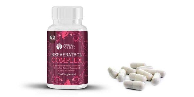 Resveratrol pre optimálne zdravie a imunitu