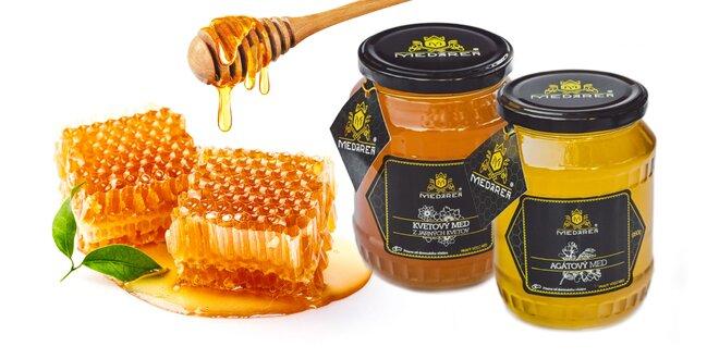 Oslaďte si život od slovenského včelára