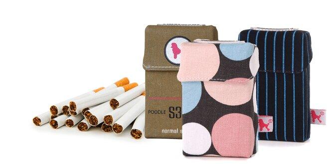 Štýlové a praktické púzdra na cigarety Smokeshirt