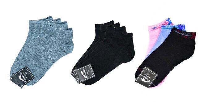 Pánske a dámske ponožky TexBase