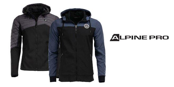 Kvalitné hrejivé pánske bundy Alpine Pro